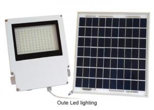 China Waterproof Solar Powered LED Flood Light / Eco Decorative Solar Garden Lights on sale