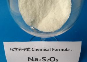 China Sodium Metabisulfite Safety?For Rubber Industry , Sodium Metabisulfite In Food Preservation? on sale