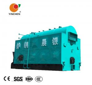 China Coal Fired Residential Boiler , Fire And Water Pipes Coal Powered Boiler on sale