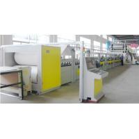 Single Facer corrugated cardboard machine