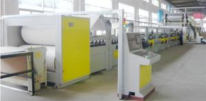 China carton corrugated box making machine on sale