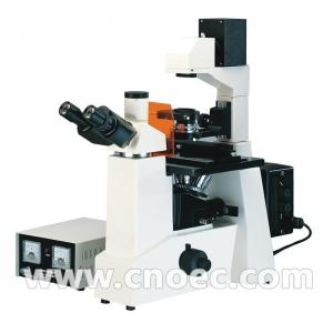 China Wide Field Inverted Fluorescence Microscope Trinocular A16.0201 on sale