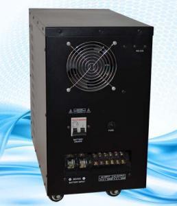 China High Efficiency DC12V/24V AC 220V/380V Solar Inverter on sale