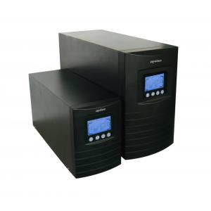 China Uninterrupted power supply with digital LCD display and compatible generator on sale