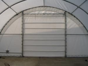 9m Wide Semicircle Vehicle Shelter Portable Carport For Sale