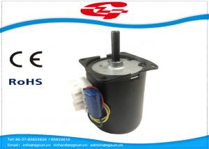 Quality Gear Reduction Synchron Electric Motors , Reversible Permanent Magnet Synchronous Ac Motor 60KTYZ for sale
