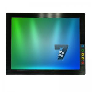 China Brightness Adjustable 5 Wire Resistive Touch Screen Monitor 15'' 12 Months Warranty on sale