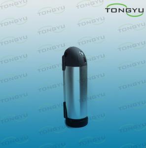 China Paquete de la batería de ión de litio de la forma 24V 6AH LiFePO4 de la botella para la bicicleta eléctrica on sale