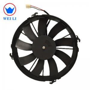 China 24V/12V DC 12 inch A/C Condenser Fan/Blower For Yutong Bus Air Conditioning System on sale