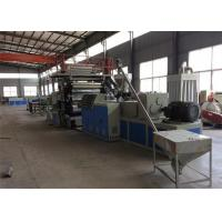 Plastic Sheet Extrusion Machine for PVC Marble Sheet / Board Extrusion Process