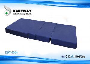 China Matelas confortable de lit d'hôpital de mousse de mémoire avec la mousse à haute densité, L1920*W840*H80mm on sale