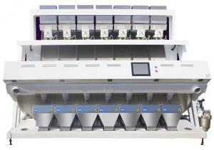 China Sunflower Seeds Optical Sorting Machine 99.99% Accuracy With 5000 + Pixels RGB Color on sale