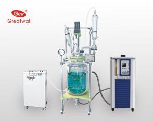 China Zhengzhou Greatwall glass reactor working principle and technology advantage on sale
