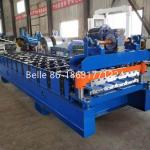 Metal Steel Roofing Sheet Glazed Tile Panel Roll Forming Making Machine
