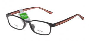China Oval Light Fashionable Parim Eyeglasses Frames For Man And Woman 51 16 139 on sale