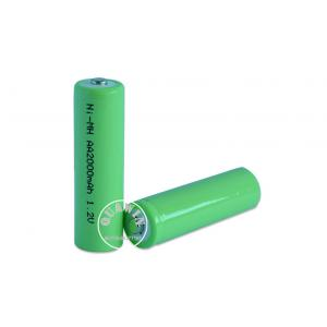 China Portable Nimh Battery Pack 1.2V AA 2000mAh Battery Protection Circuit Module on sale