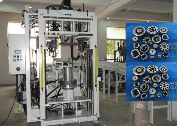 DC Stator Core Assembly Machine / Stator Rotor Core Stamping