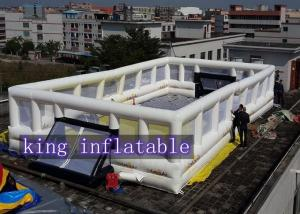 China Outdoor Giant Inflatable Sports Games Luxurious Customized For Adults on sale