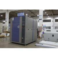 Bare Wire Heater Thermal Shock Test Chamber , Single Door Thermal Testing Equipment