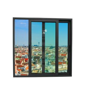 China AS2047 AS2208 AS1288 Certificated Aluminum Powder Coating sliding Window on sale