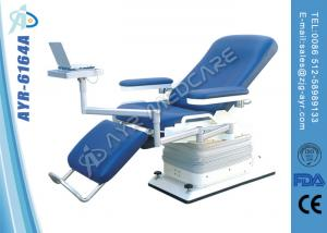 China Electric Infusion Dialysis Chairs Blood Donor Chair For Dialysis Operation on sale