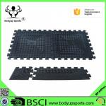 High Quality Fitness gym interlocking rubber mats