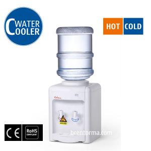 China 36TD Thermoelectric cooling tabletop water dispenser and cooler on sale