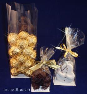 China BLOCK BASE STANDING BAGS Flat Bottom Cellophane BOPP food packaging on sale