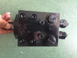 China BMRS + FPRSD Orbit Hydraulic Motor , Smooth Operation CB Dual Overcenter Valve on sale