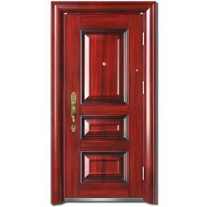 China modern design wrought iron door security gate,wrought door panel on sale