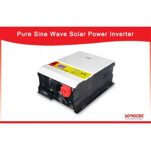 China 4kW Solar Power Inverters 24/48V with Overload Protection for Household Appliances on sale