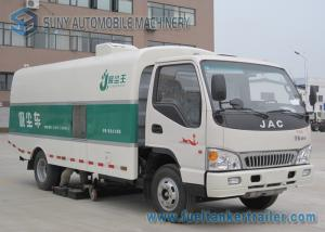 China JAC 6M3 4 X 2 3000KG Street Sweeper Truck Reliable With 4 Cylinders on sale