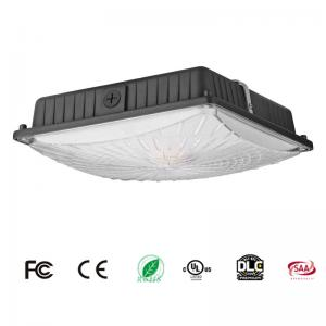 China High Brightness Led Garage Ceiling Light Fixtures Emergency Backup 5300 Lumens 45W on sale
