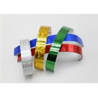 Magical Adhesive Paper Strips , Party Paper Chains For School DIY Works
