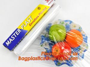 pe cling wrap for cooking, cling film supplier,clear PE food