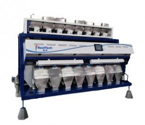 China 5 chutes color sorter for beans, bean processing machine, bean production machine on sale