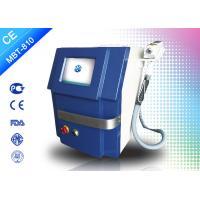 2000W Q Switched Nd Yag Laser Tattoo Removal Machine / Skin Rejuvenation Machine