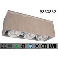 2700K 24 Deg Aluminum Dimmable LED Recessed Downlights 480mA CE Approval