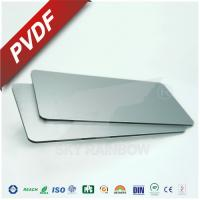 China High Rigidity Aluminium Composite Metal Panel With PE PVDF Coating For Construction on sale
