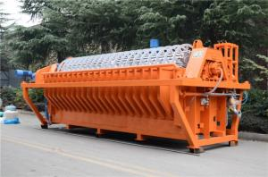 China HTG Ceramic Vacuum Filter System Full Automatic For Dewatering on sale