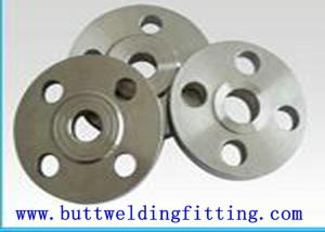 China Annealed 8'' Stainless Steel Flange For Welding Tube 300LB DN15~1500 on sale