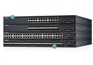 China 10 GbE Layer 3 Network Switch Dell N4000 Series With Plug And Play Configuration on sale