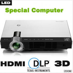 China 3D ready Home theater system projector android mini hd projector WIFI 3D on sale