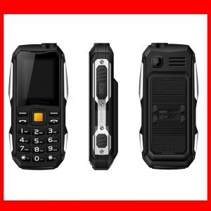 China 1.77 inch Torch Light Cell Phone Wireless FM Radio Tough outdoor Mobile Phone with magic voice on sale