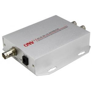 China 14dBm HD-SDI Optical Transceiver , 3G-SDI Optical Transmitter And Receiver on sale