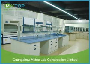 China Corrosion Resistance Modern Laboratory Furniture Ceramic Worktop For Pharmacy on sale