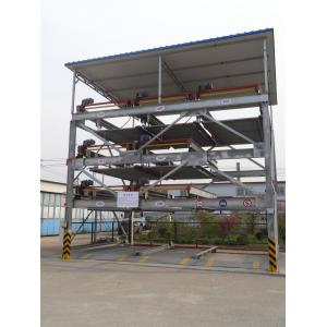China 4 decks PSH automatic car parking system on sale