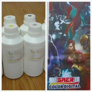 China Dye Heat Transfer Sublimation Printing Ink For Epson Printhead on sale