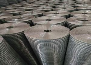 1 . 5mm Low Carbon Iron Galvanized Welded Wire Mesh Metal Grid Fence ...