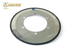 China Polished Cemented Tungsten Carbide Saw Blade on sale